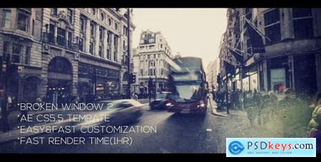 Videohive Broken Window 2 Free