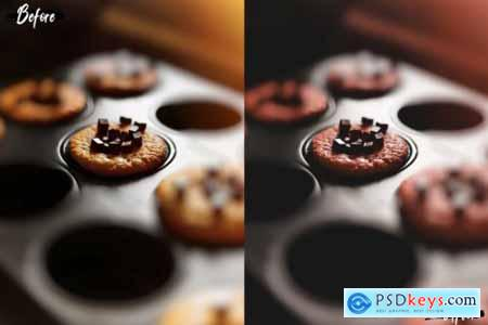 Neo Rich Cocoa Theme Color Grading photoshop actions
