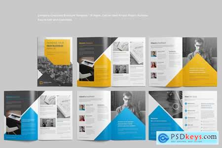 Company Corporate Brochure