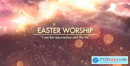 Videohive Easter Worship Promo Free
