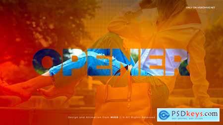 Videohive Clean Photo Words Logo Opener Free