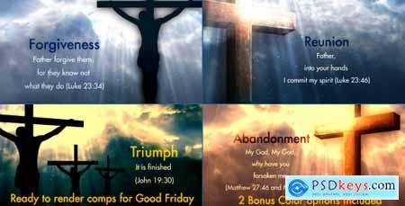 Videohive Worship Heaven 2 - The Seven Words of Christ Free