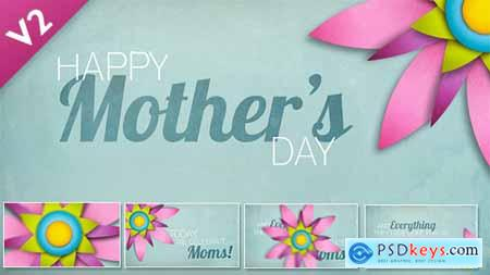 Videohive Mother's Day Easter Animation Free