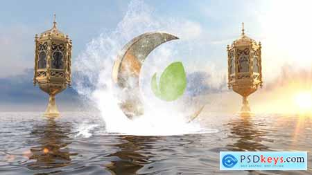 Videohive Ramadan On The Ocean Logo Free