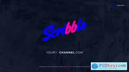 Videohive Scribble Logo Openers Free