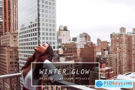 Desktop Lightroom Presets WINTERGLOW