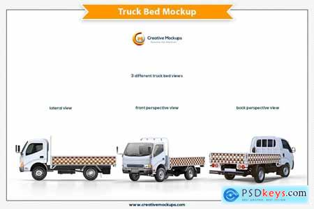 Truck Bed Mock-Up
