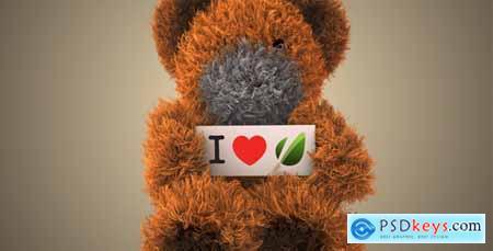 Videohive Dancing Teddy Bear Free