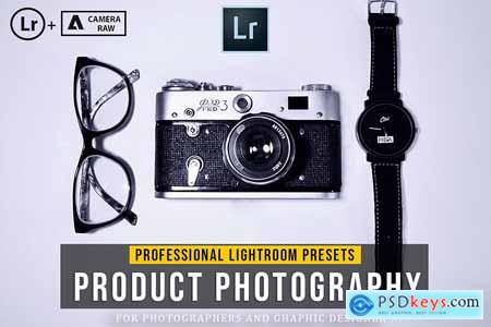 30 Product Photography Lr Presets