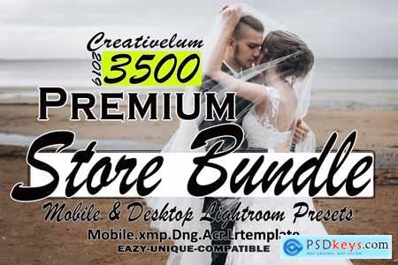 3500+ Premium Store Bundle