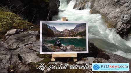Videohive My Greatest Adventure - Photo Galery Free