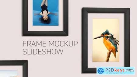 Videohive Frame Mockup Slideshow Free
