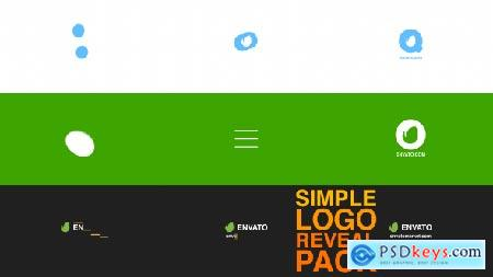 Videohive Simple Logo Reveal Pack Free