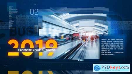 Videohive Corporate Timeline Free