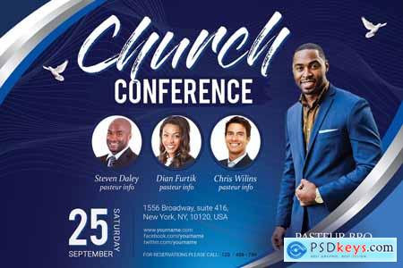 Church Conference Flyer