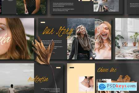 Friska - PowerPoint Template