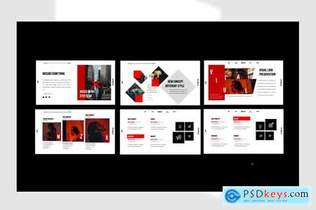 HYPESTYLE - Powerpoint