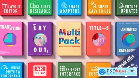 Videohive MultiPack Free