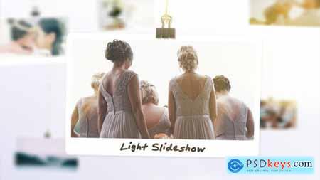 Videohive Light Photo Slideshow Free
