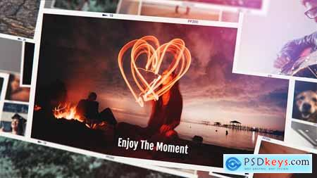 Videohive Memories Collage Free