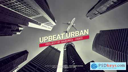 Videohive Upbeat Urban Opener Free