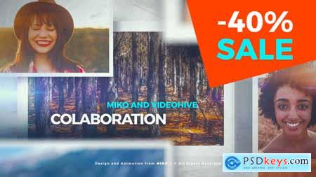 Videohive Clean and Simple Slideshow Free
