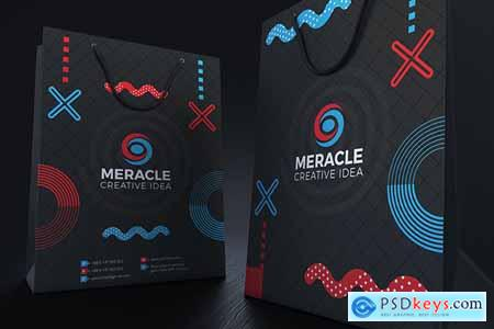 Meracle Branding Identity
