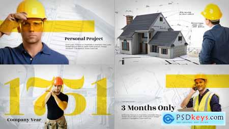 Videohive Construction Building Presentation Free