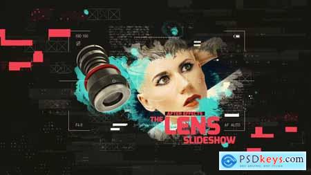 Videohive The Lens Slideshow Free