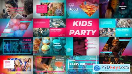 Videohive Kids Birthday Party Free