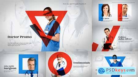 Videohive Medical Healthcare Promo Free