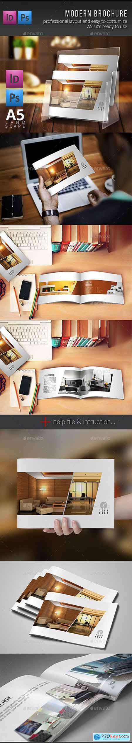 Graphicriver Modern Catalog Brochure