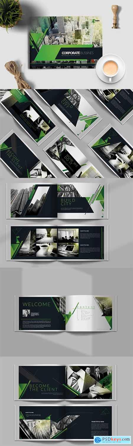 Corporate Modern Brochure Photoshop