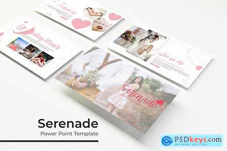 Serenade - Powerpoint Google Slides and Keynote Templates