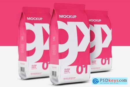 Creativemarket Flow Pack - Mockup - Matte