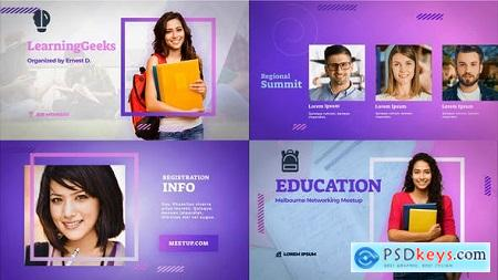 Videohive Education Meetup - Educational Masterclass Free