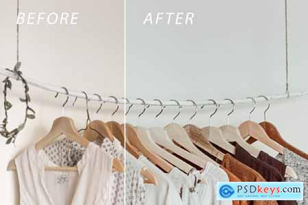 Creativemarket Mobile Lightroom Presets - Coco