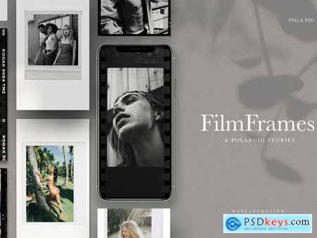 Creativemarket Film Frame Instagram Stories