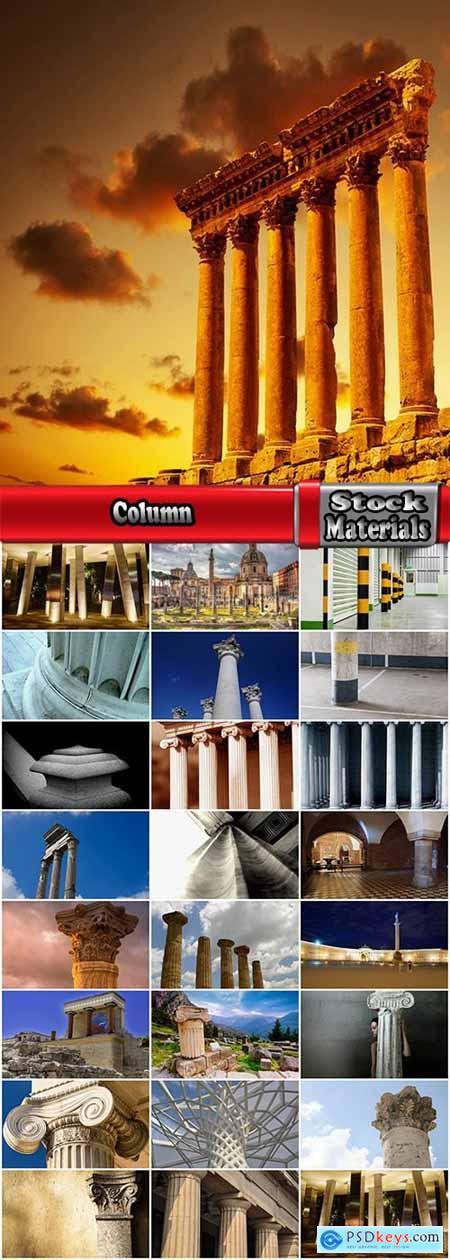 Column historical modern building architecture 24 HQ Jpeg