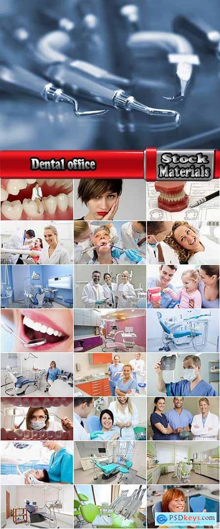 Dental office chair dentist healthy teeth 25 HQ Jpeg
