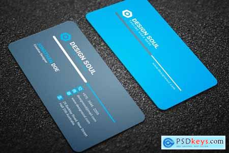Creativemarket Business Cards