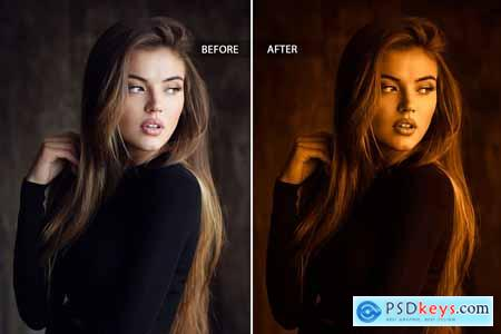 Creativemarket Duotone Lightroom Presets bundle