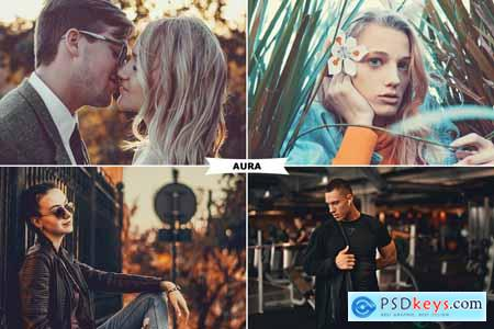 Creativemarket 6 IN 1 Photoshop Actions Bundle