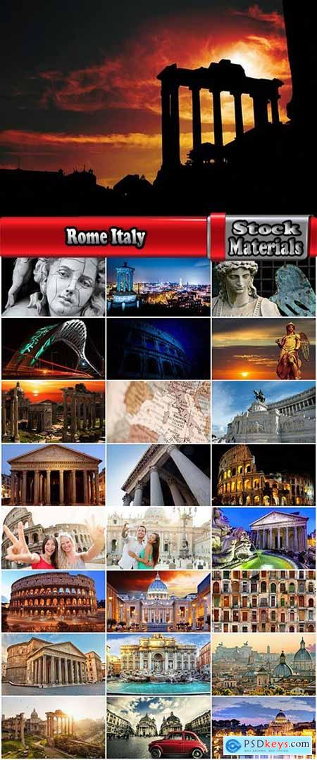Rome Italy beautiful places from all over the world Colosseum ancient castle statue 25 HQ Jpeg
