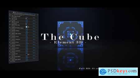 Videohive The Cube Free