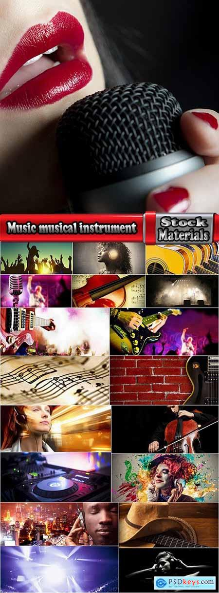 Music musical instrument rock concert party recreation 19 HQ Jpeg