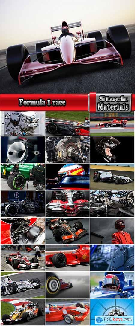 Formula 1 race track race car speed racer helmet engine 25 HQ Jpeg