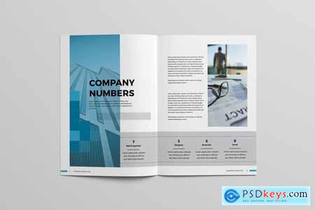 Creativemarket Business Brochure