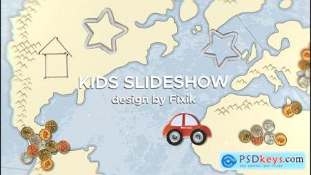 Videohive Kids Slideshow II Free