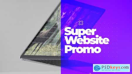 Videohive Super Website Promo Free